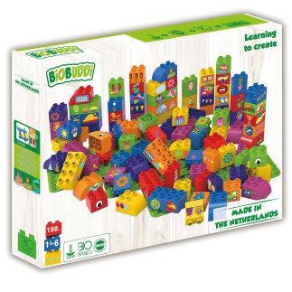 Образователни кубчета 100бр. – Основен комплект