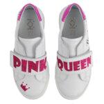 Дизайнерски спортни обувки Pink Queen