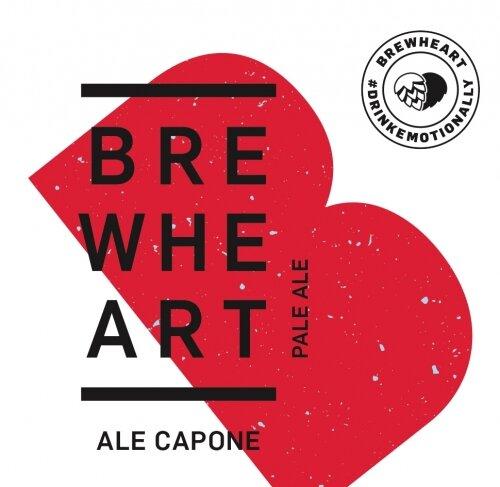 Brewheart Ale Capone 5.5%