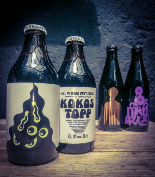 Omnipollo IMPERIAL 3-pack