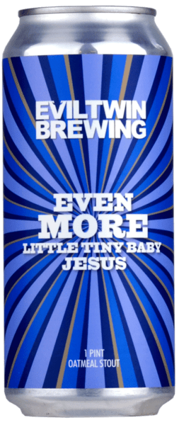 Evil Twin Even More Little Tiny Baby Jesus 7%