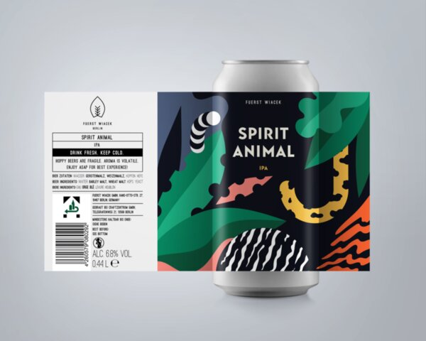 Fuerst Wiacek Animal Spirit IPA