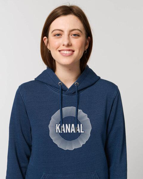 KANAAL Circle Hoodie - дамско