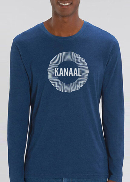 Тениска KANAAL Circle long sleeves