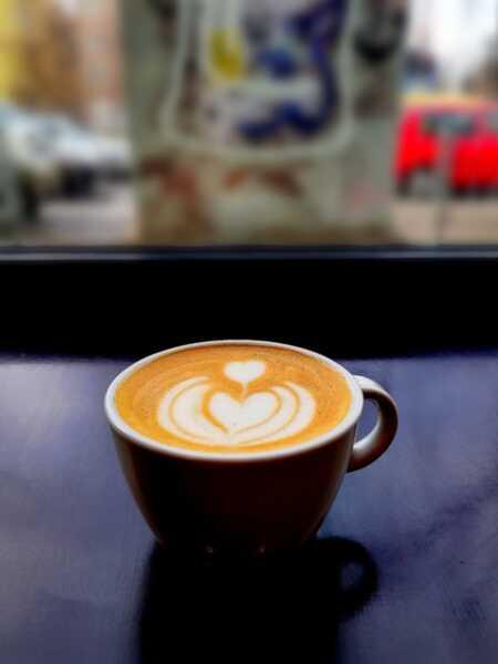 Висящо кафе