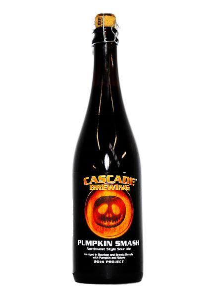 Cascade Pumpkin Smash 2014