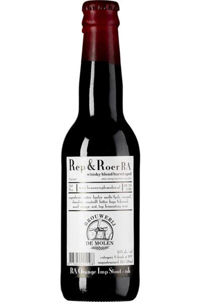 De Molen Rep & Roer Whisky Barrel Aged