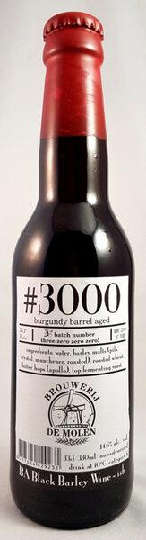 De Molen #3000 Barrel Aged
