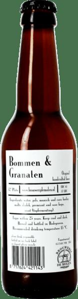 De Molen Bommen & Granaten Vintage 2014