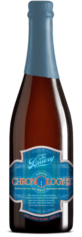The Bruery Chronology Series Wee Heavy Bourbon Barrel Aged Vertical 3x0.75L