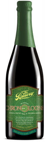 The Bruery Chronology Series Imperial Porter Bourbon Barrel Aged Vertical 3x0.75L