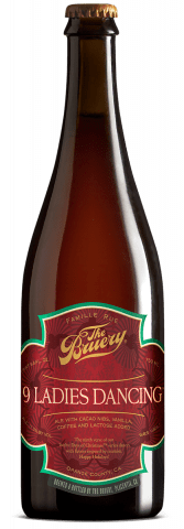 The Bruery Christmas Song Series 6 x 0.75L