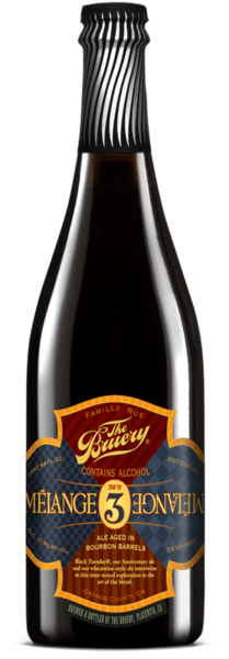 The Bruery Mélange #3 Bourbon Barrel Aged 16.3%