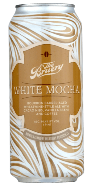 The Bruery White Mocha Bourbon Barrel Aged 14.4%