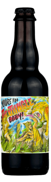 Jackie O's / Evil Twin You're In The Jungle Baby Bourbon Barrel Aged 14.4%