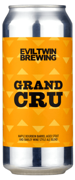 Evil Twin Grand Cru Maple Bourbon Barrel Aged Stout & Barley Wine 12.5%
