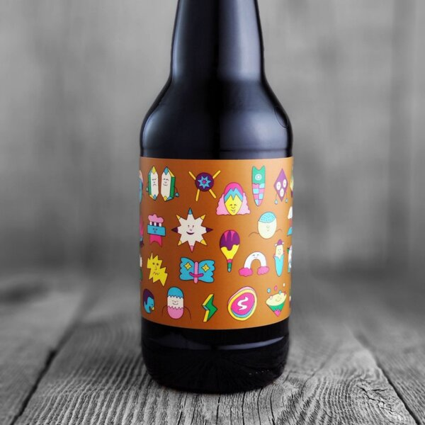 Prairie Artisan Consider Yourself Hugged Imperial Stout with Peanut Butter Roasted Coffee