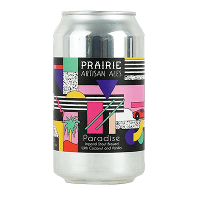 Prairie Artisan Paradise Coconut Vanilla Stout 13%
