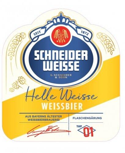 Schneider Weisse Helle Weisse (TAP1) 5.2%
