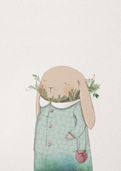 Пролетно зайче