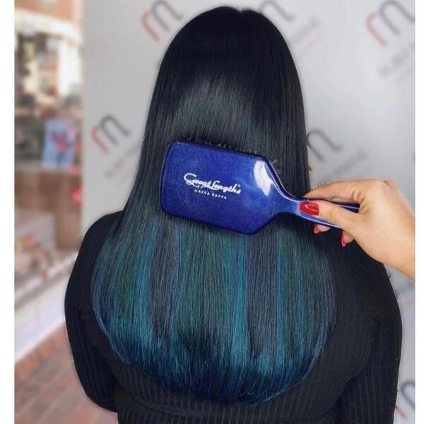 Съвети за грижа за удължения за коса удома от Магама