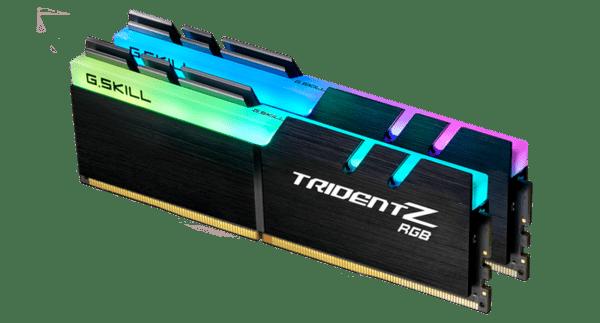 G.SKILL Trident Z RGB 32GB(2x16GB) DDR4 PC4-25600 3200MHz CL16