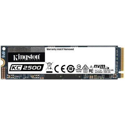 SSD Kingston 500GB KC2500 M.2 2280 NVMe