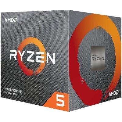 AMD RYZEN 5 3600XT 6-Core 3.8 GHz (4.5 GHz Turbo)