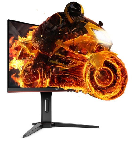 "AOC Gaming C27G1, 27"" Wide Curved MVA LED"