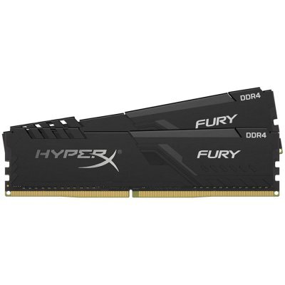 HyperX Fury 16GB(2x8GB) DDR4 PC4-25600 3200MHz CL16 HX432C16FB3K2/16