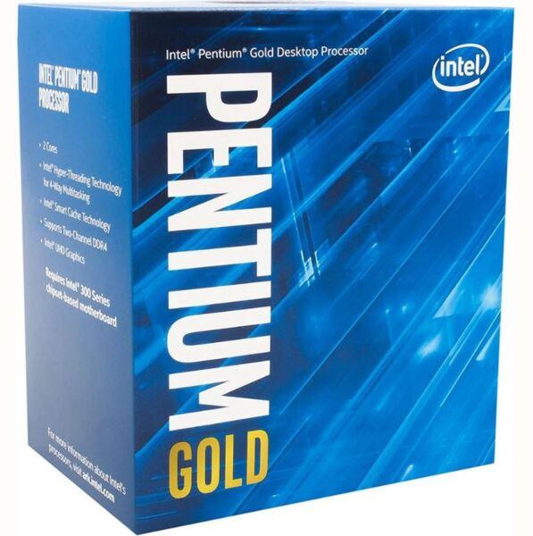 Intel Pentium G6500