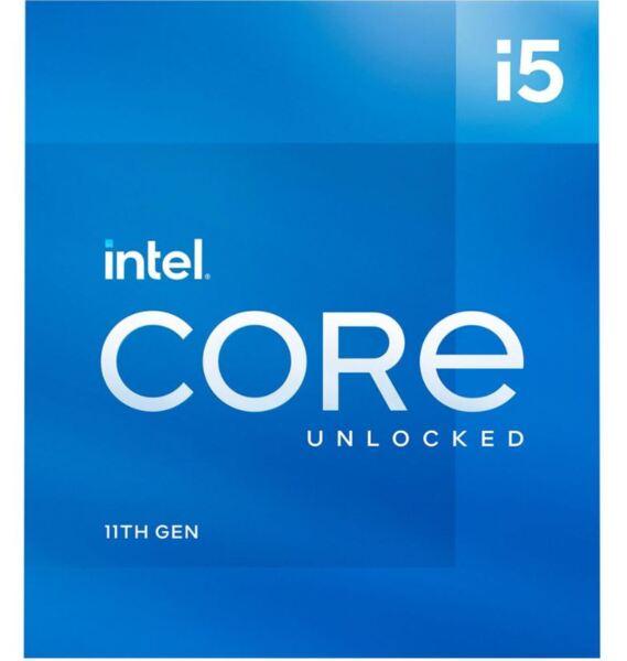 Intel Rocket Lake Core i5-11600K