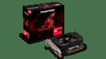 PowerColor Red Dragon, Radeon RX 550, 4GB, GDDR5