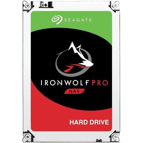 SEAGATE HDD 4TB Iron Wolf Pro ST4000NE001