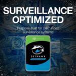 SEAGATE  HDD 8TB Skyhawk Surveillance ST8000VX004