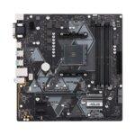 ASUS Prime B450M-A socket AM4, 4xDDR4, Aura Sync