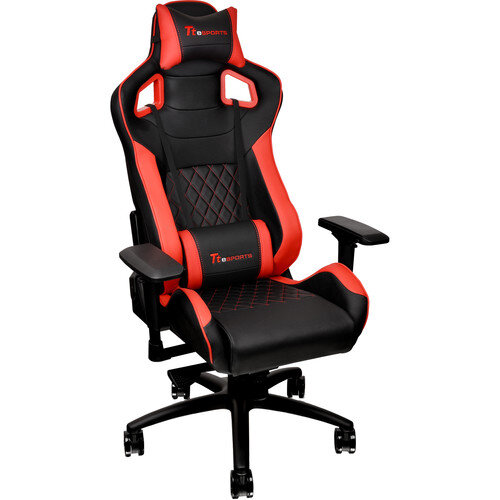 TteSports GT Comfort Red/Black