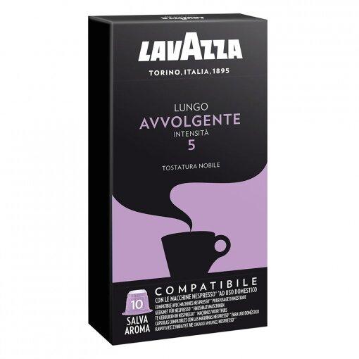Lavazza Avvolgente Lungo - Nespresso® съвместими капсули