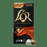 L'or Espresso COLOMBIA - 10 бр. Nespresso® съвместими капсули
