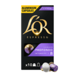 L'or Lungo PROFONDO - 10бр. Nespresso® съвместими капсули