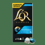 L'or Espresso DECAFFEINATO - 10бр. Nespresso® съвместими капсули