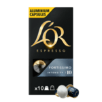 L'or Espresso FORTISSIMO - 10 бр. Nespresso® съвместими капсули
