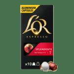 L'or Epsresso SPLENDENTE - 10бр. Nespresso® съвместими капсули