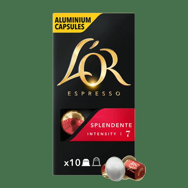 L'or Epsresso SPLENDENTE - 10 бр. Nespresso® съвместими капсули