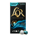L'or Espresso PAPUA NEW GUINEA - 10бр. Nespresso® съвместими капсули