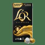L'or Epsresso GUATEMALA - 10 бр. Nespresso® съвместими капсули