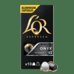 L'or Epsresso ONYX - 10бр. Nespresso® съвместими капсули