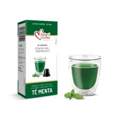 Чай мента Italian Coffee  - 10 Nespresso® съвместими капсули