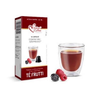 Чай горски плодове Italian Coffee - 10 Nespresso® съвместими капсули