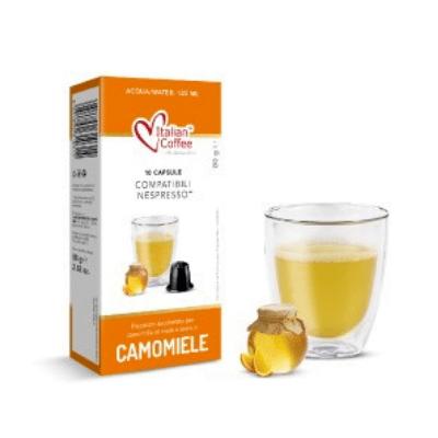 Чай лайка и мед Italian Coffee - 10 Nespresso® съвместими капсули
